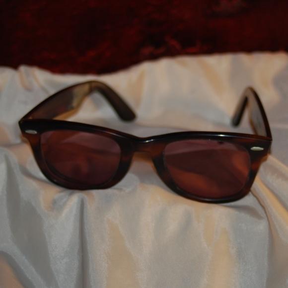 47f01822a28 Bausch and Lomb Other - Bausch and Lomb Wayfarer RX Sunglasses BAMFAntiqu!